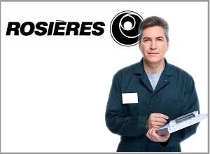 Servicio Técnico Rosieres en Barcelona